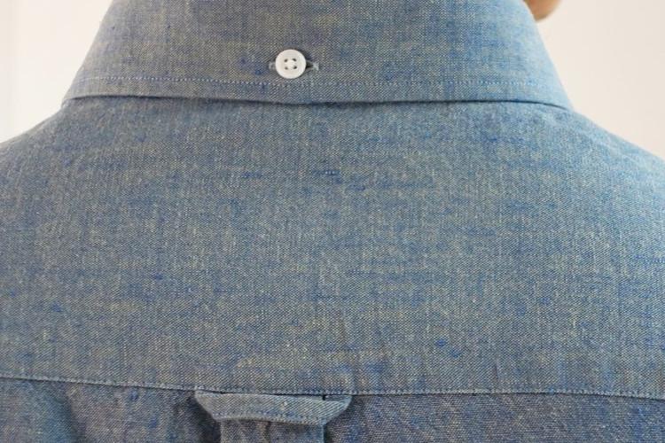 La chemise Hokkoh de chez Benjamin Jezequel