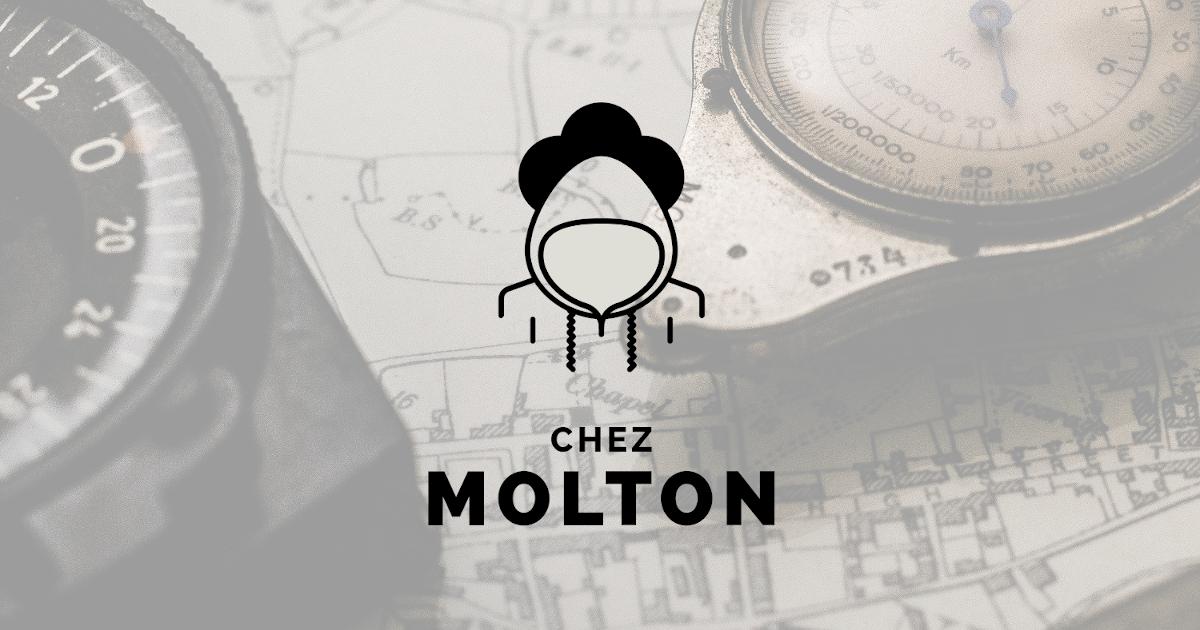 Les découvertes de Christophe Molton #2