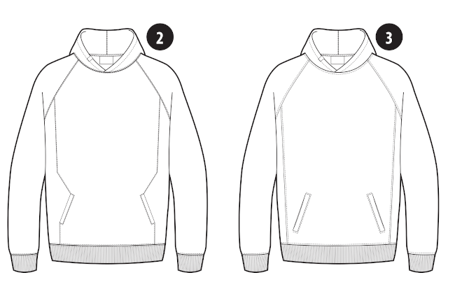 Dessin hoodie final