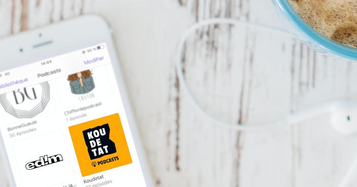 Les podcasts qui m'ont aidé dans l'entrepreneuriat