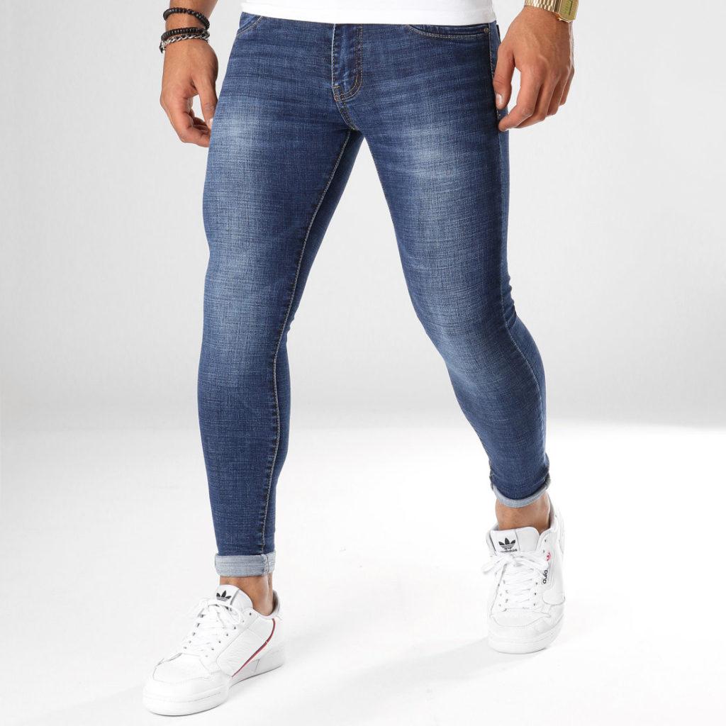 Le jean skinny