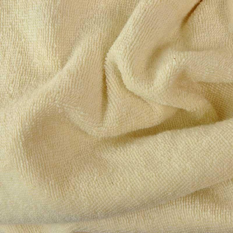Tissu éponge de coton