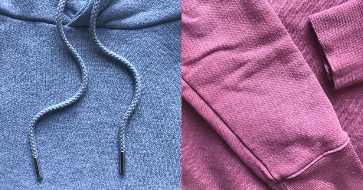 Les hoodies préférés de mon dressing