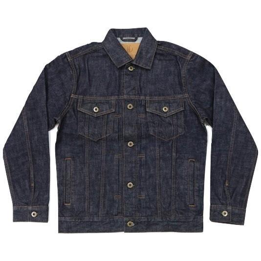 Denim jacket Japan Blue mode responsable
