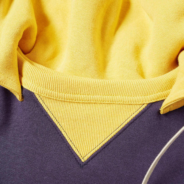 Sélection hoodies détail The Real McCoys