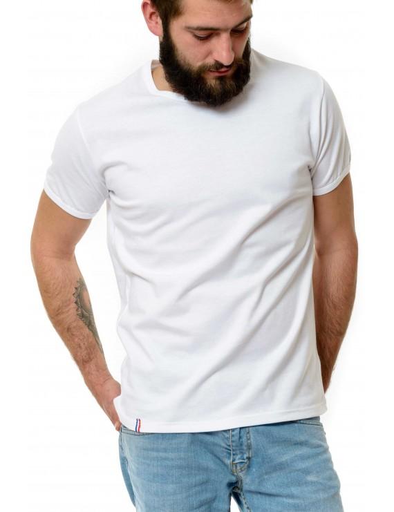 Le t-shirt propre mode responsable